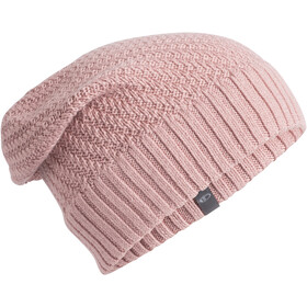 Icebreaker Skyline Gorro, wood rose